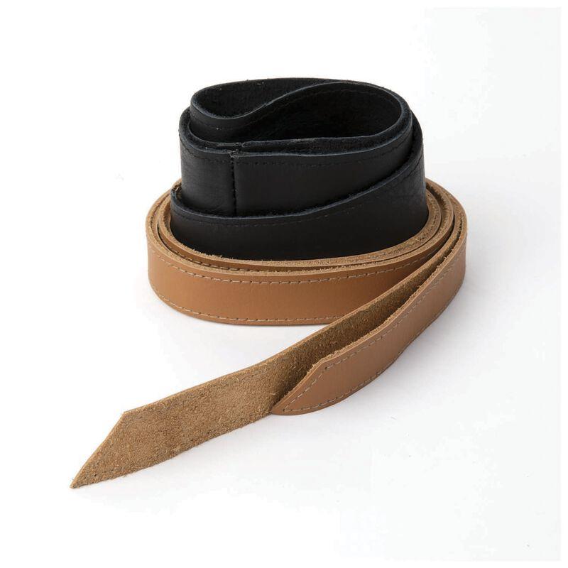 Tamsin Waist Tie Belt -  tan-black