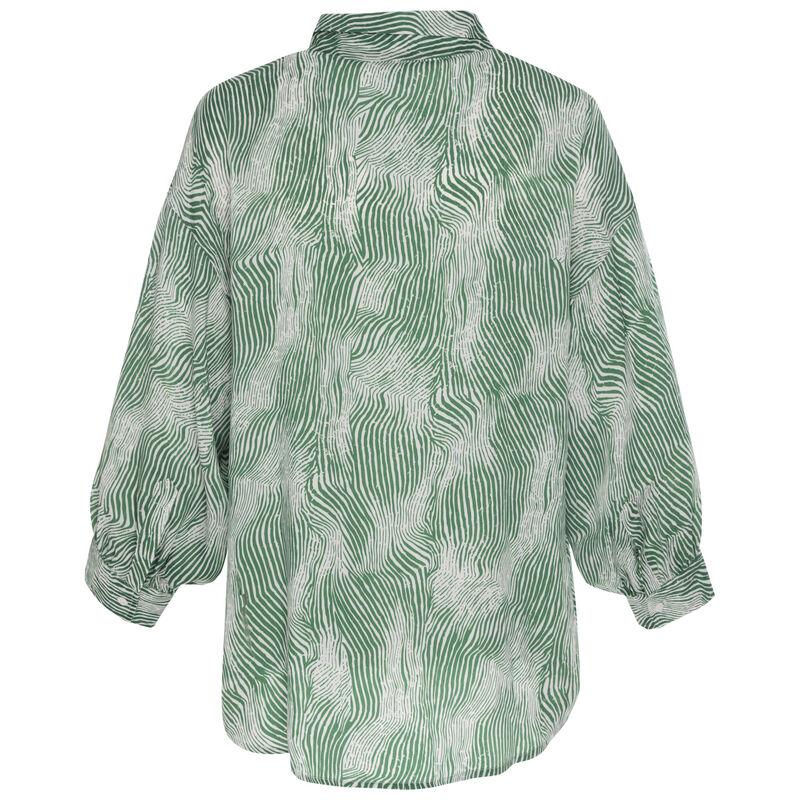 Velia Blouse -  green