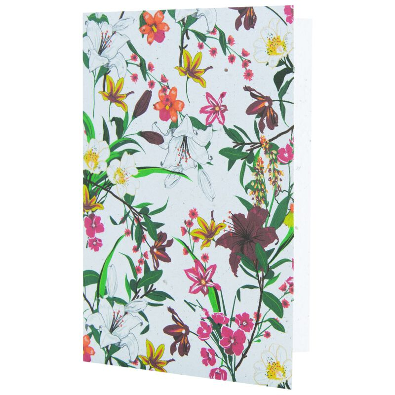 Lily Card -  assorted