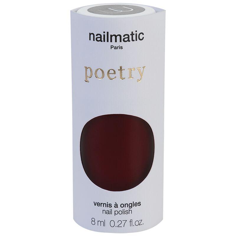 Nailmatic Grace Nail Polish -  darkred