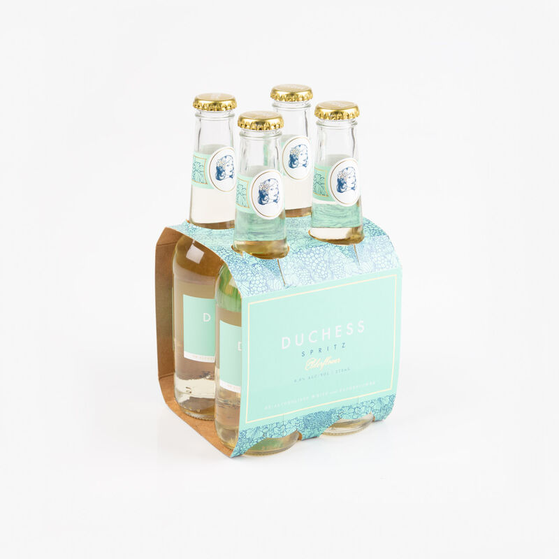 The Duchess Four-Pack Elderflower Spritz -  nocolour