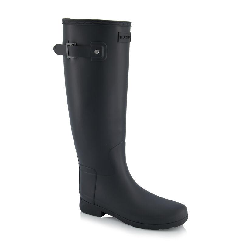 Hunter Refined Tall Boots -  black
