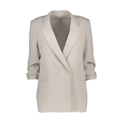Beverly Double-Breasted Blazer