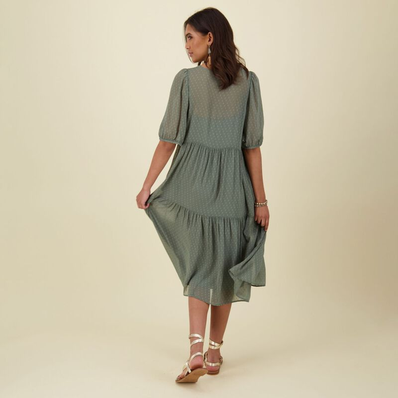 Poppy Tiered Dress -  c81