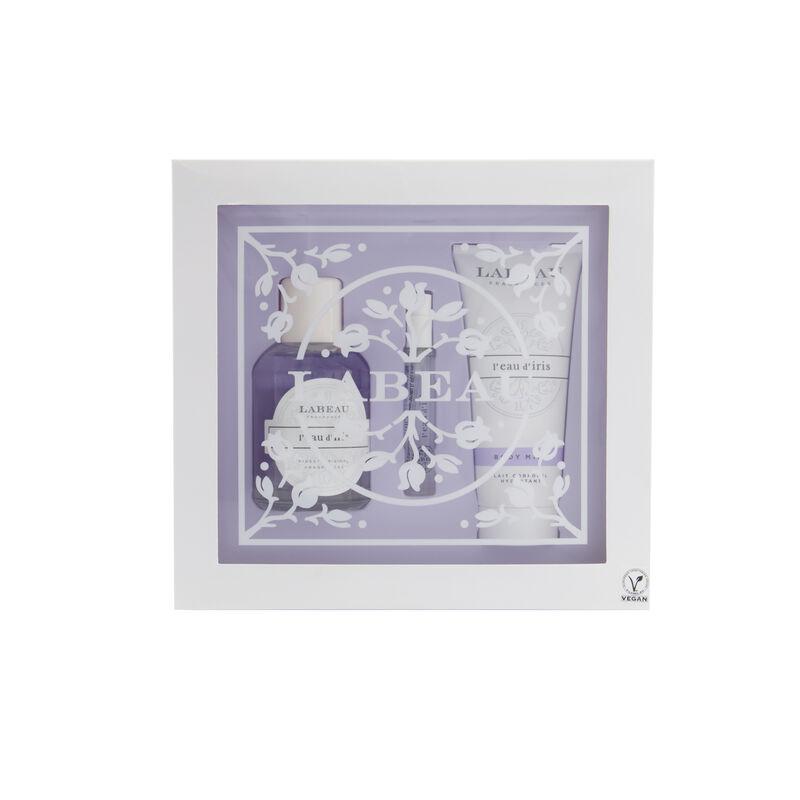 LaBeau Iris Giftset -  lilac-milk