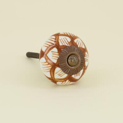Desert Flower Knob