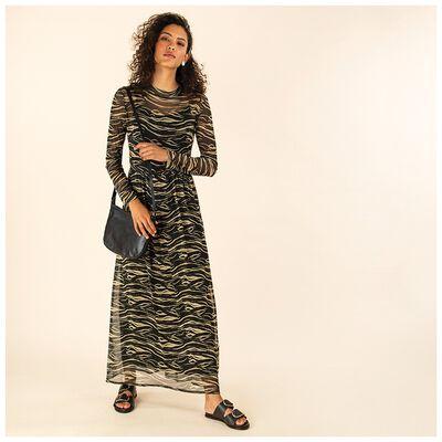 Gita Mesh Dress