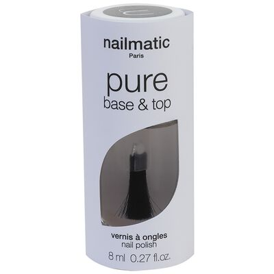Nailmatic Pure Base and Top Coat