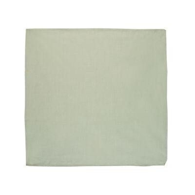 Basil Green Linen Napkin Set