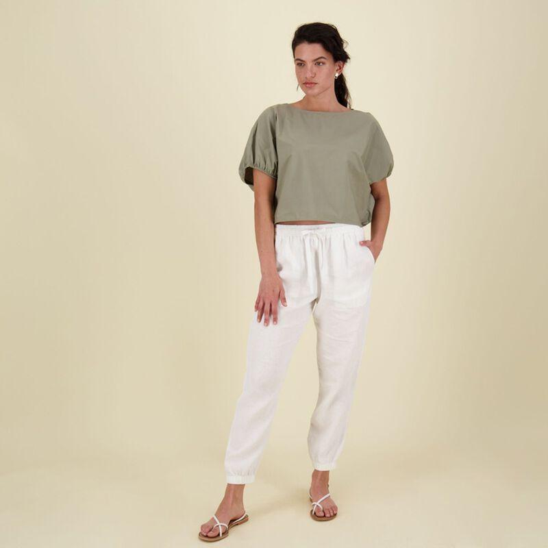 Bev Linen Pants -  dc0900