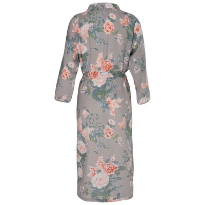 Leila Floral Gown