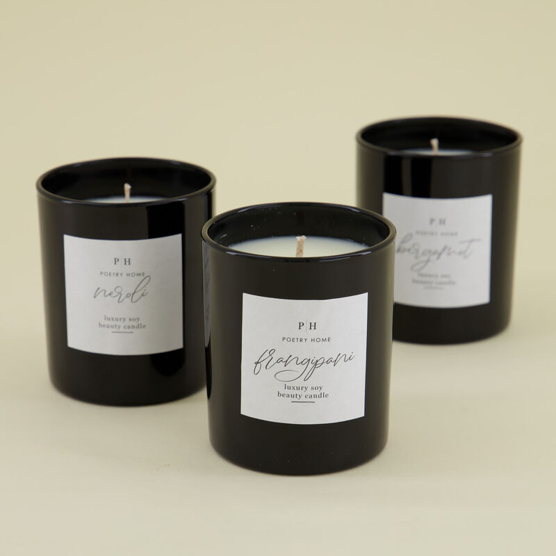 Neroli Soy Beauty Candle -  c01