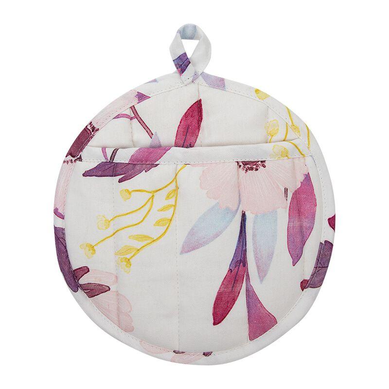 Pink Blossom Pot Holder -  assorted