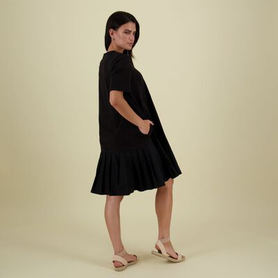 Wei Tiered Dress