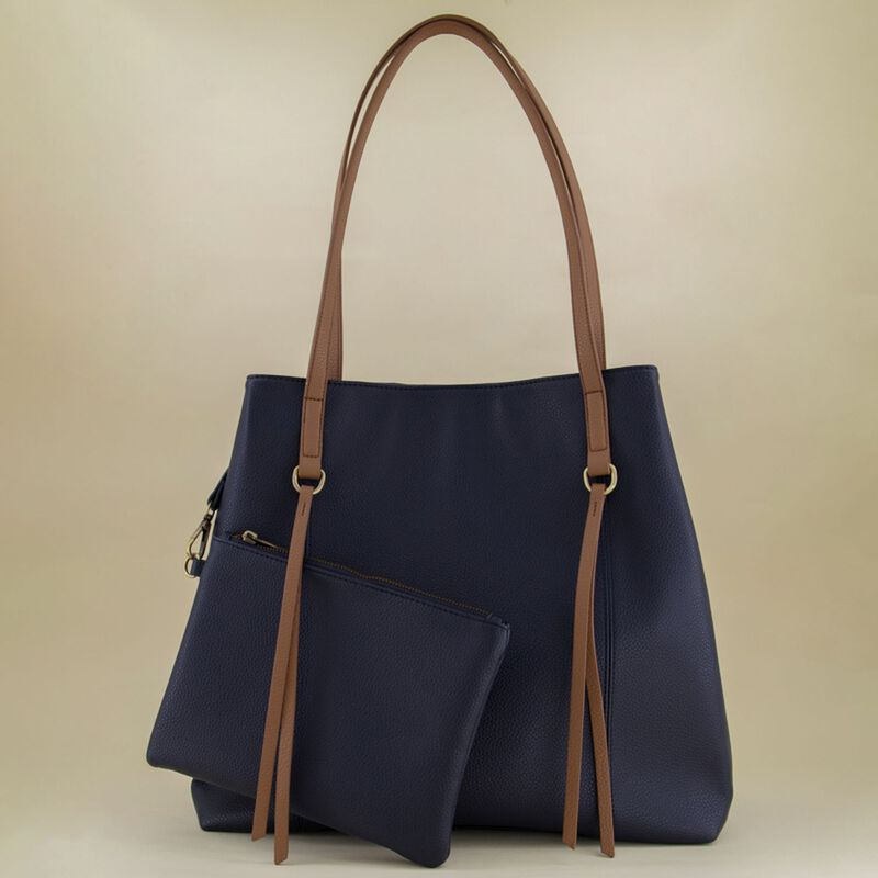 Alva PU Shopper Bag -  dc5722