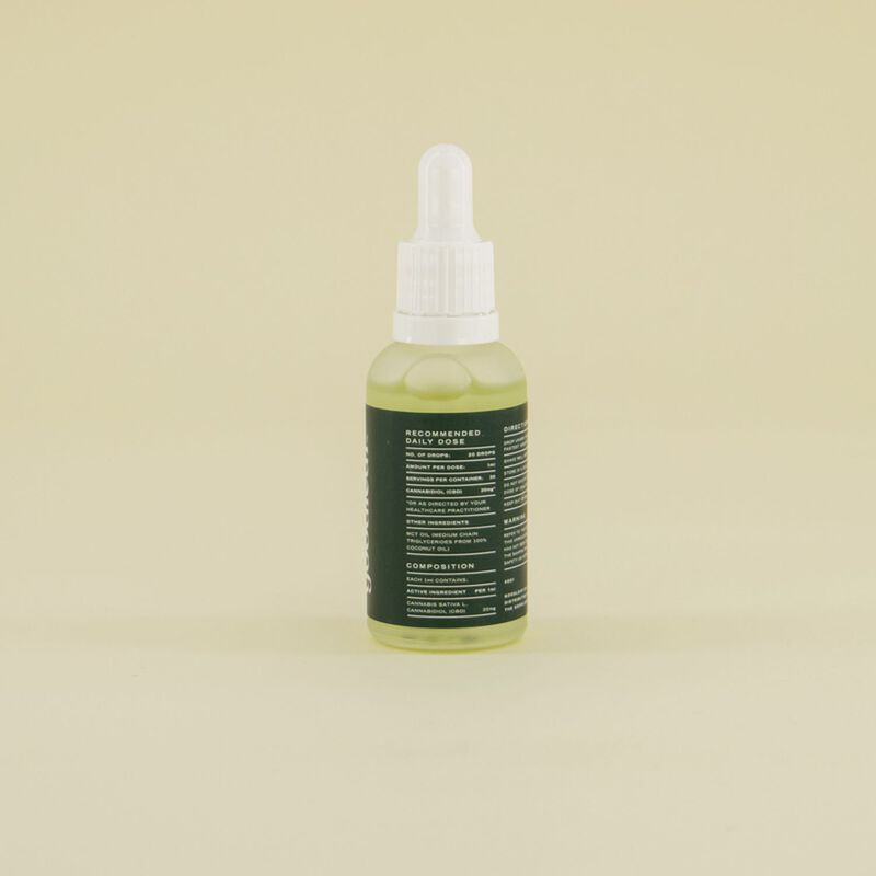 Goodleaf Hemp-Derived CBD Isolate Drops -  c69