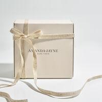 Amanda Jayne Fresh Zest Glass Candle Set -  c09
