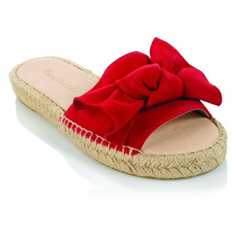 Rare Earth Rafella Sandal -  red