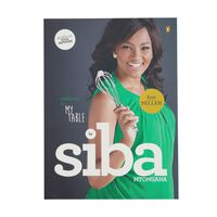 Welcome To My Table by Siba Mtongana -  c99
