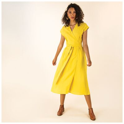 Abnoba Linen Dress