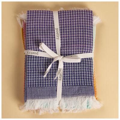 Three Pack Ombre Tea Towel Set
