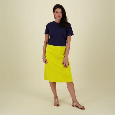 Jean Colourblock Dress