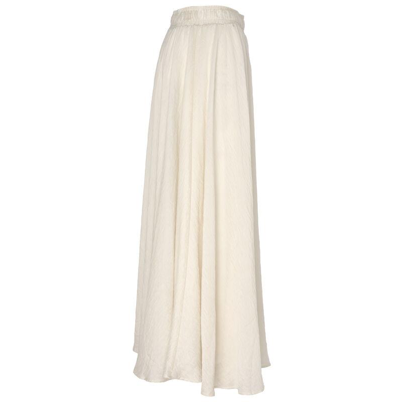 Raina Organdy Skirt -  cream