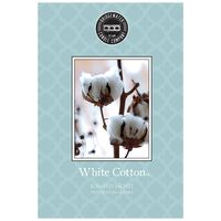White Cotton Scented Sachets -  white