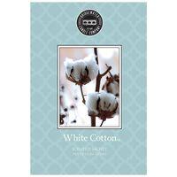 White Cotton Scented Sachet -  white