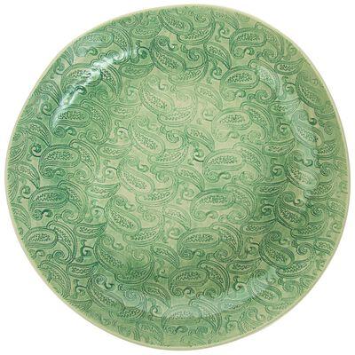 Jessica Large Server Pattern Dish