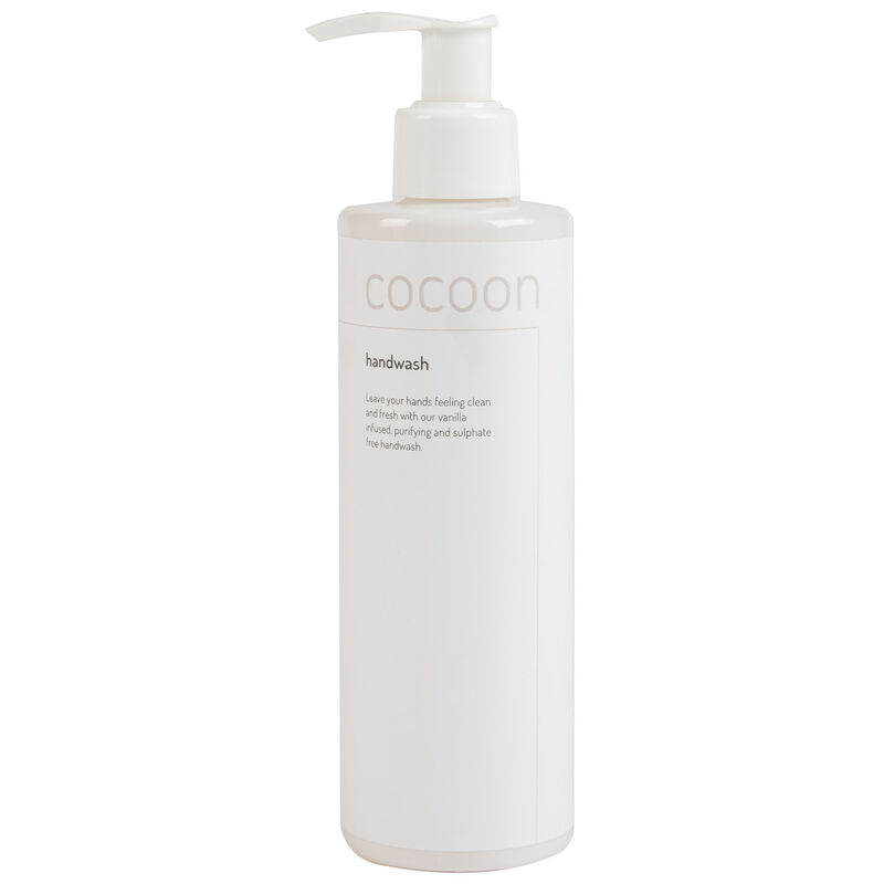 Cocoon Hand Wash -  white-brown