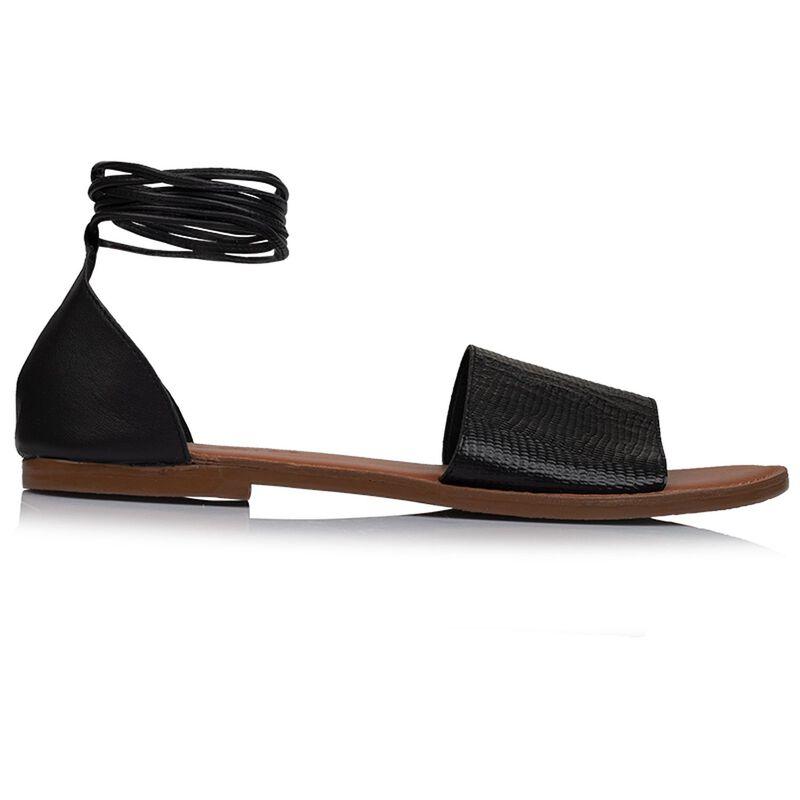 Rare Earth Tasha Sandal  -  black