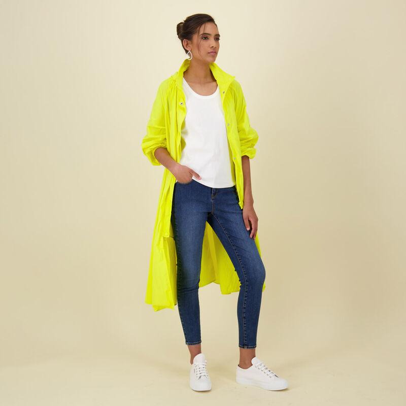 Maren Parka Jacket -  yellow