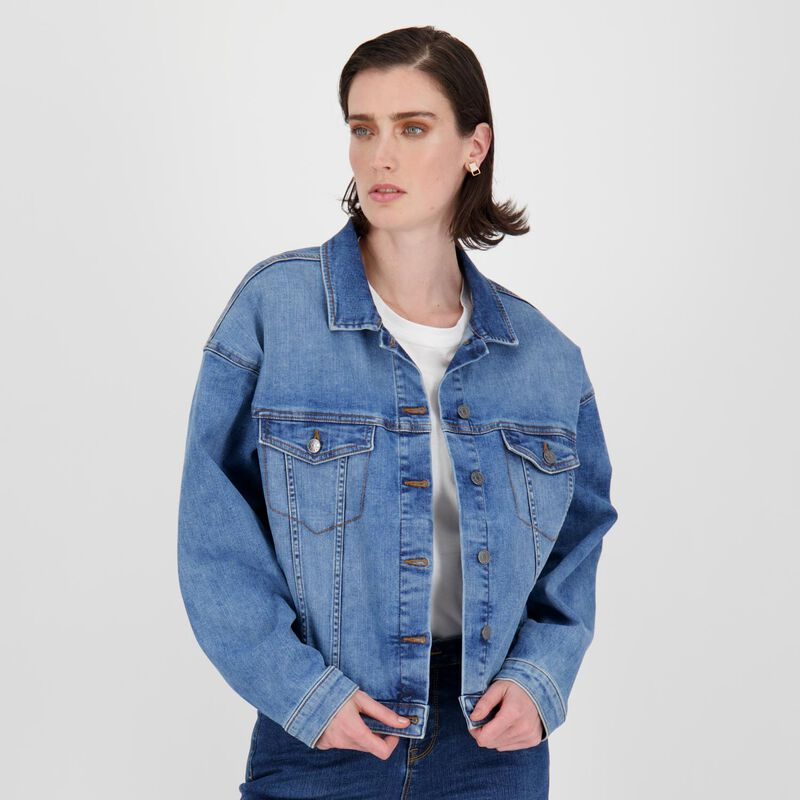 Kirsty Trucker Denim Jacket -  dc5400