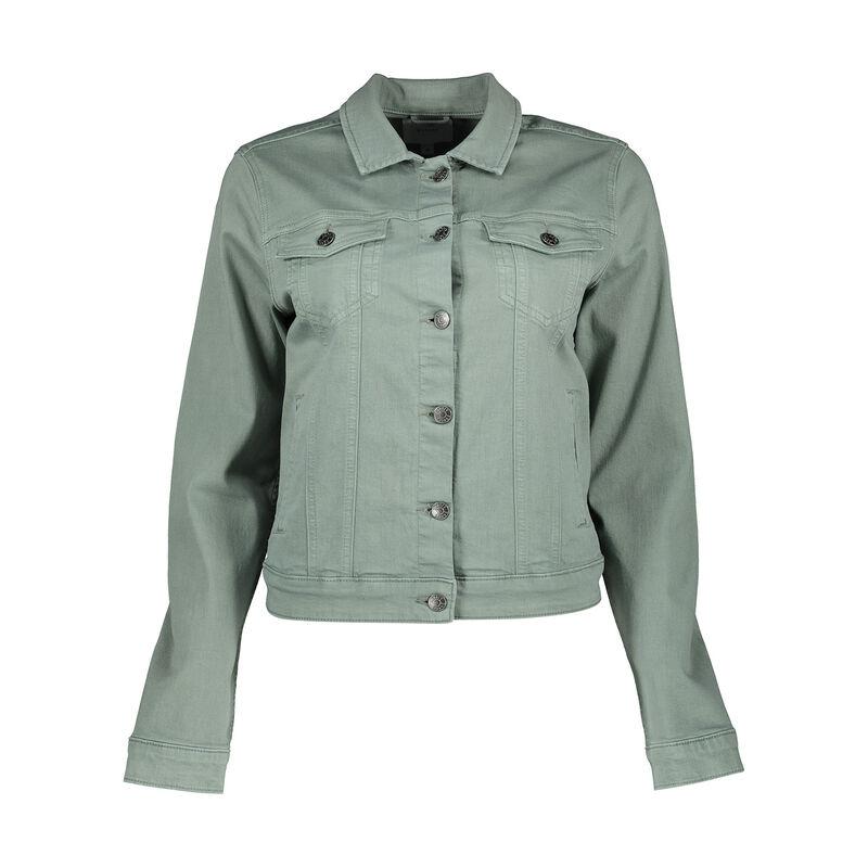 Shazzy Denim Jacket -  sage