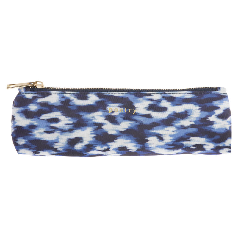 Angie Cosmetic Bag -  blue