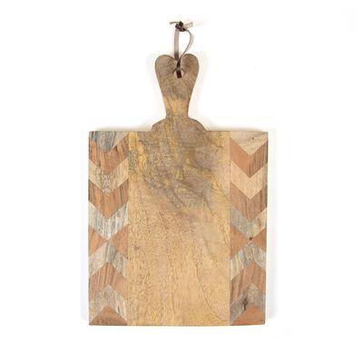Chevron Wooden Board