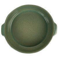 Round Baker Olive L -  olive