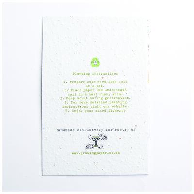 Blossom Mix Card