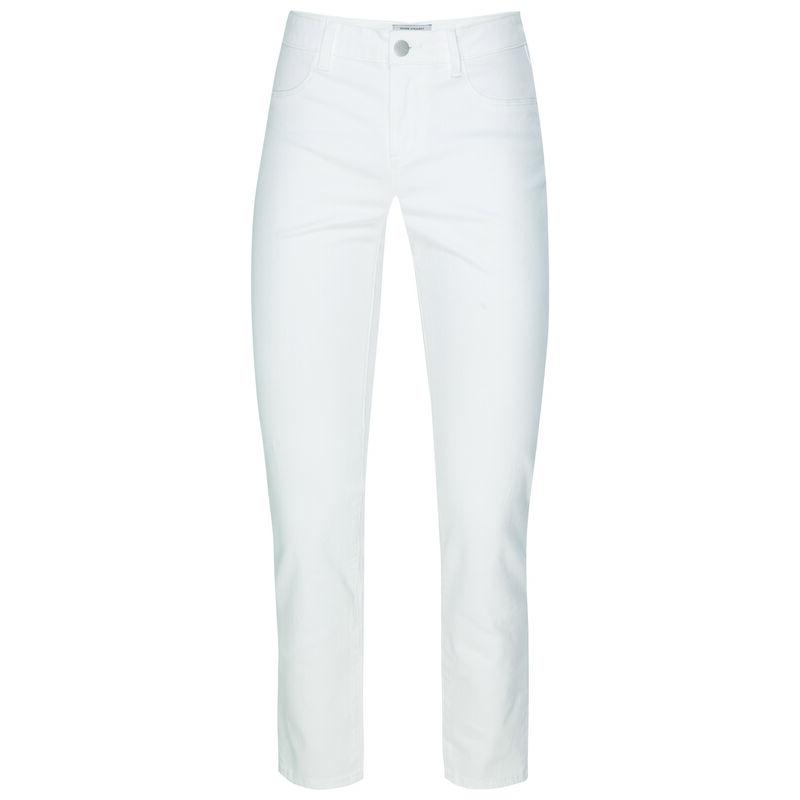 Vesper White Denim -  white