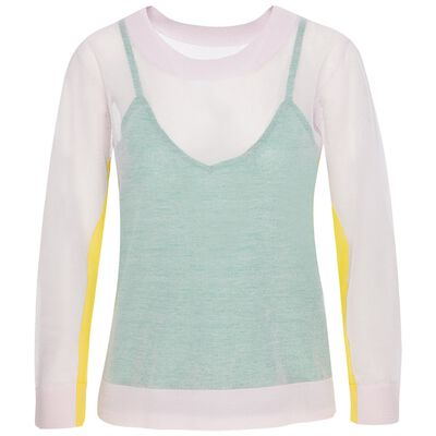 Celene Colourblock Pull-Over