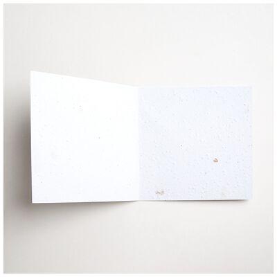 Gemma Orkin Yellow Cat Card