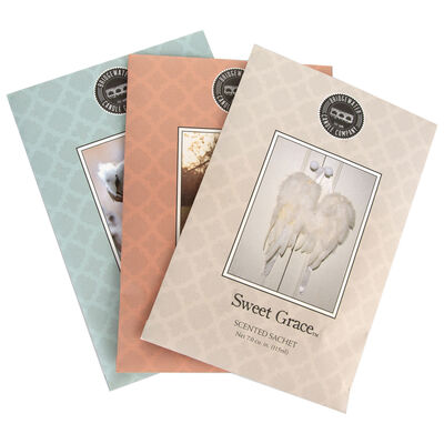 Bridgewater 3-Pack Assorted Fragrance Sachets