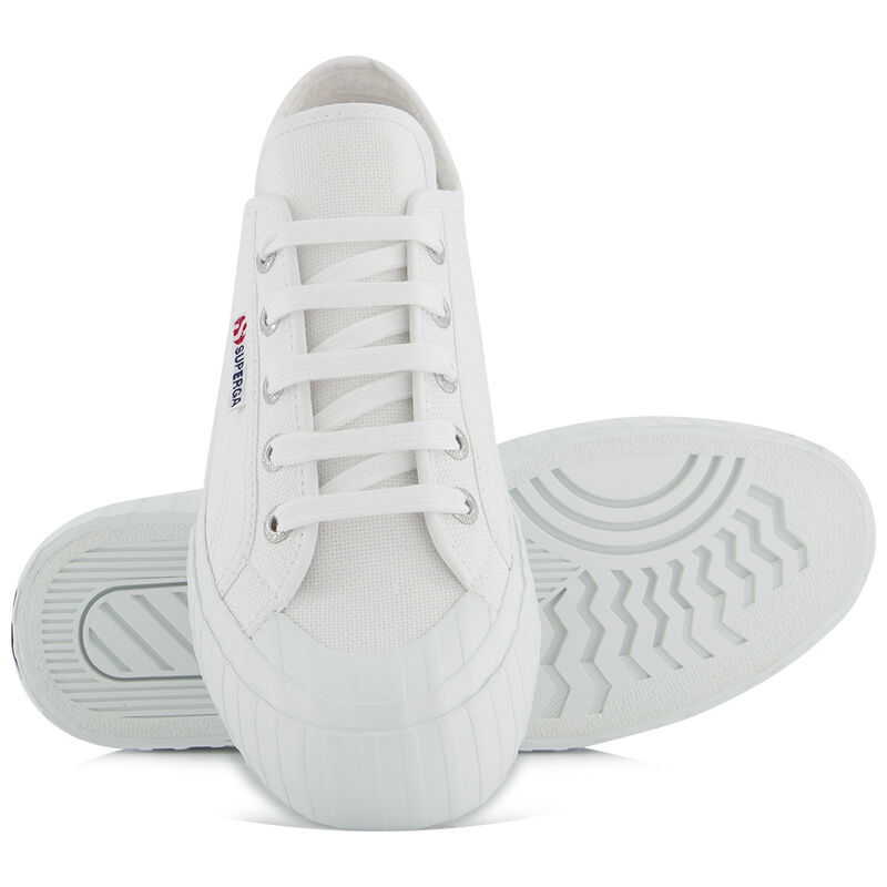 Superga Canvas Chunky Sneaker -  dc0900