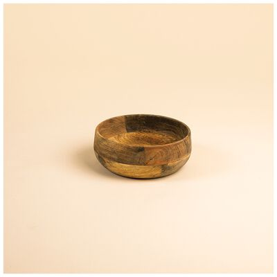 Small Acacia Wood Bowl
