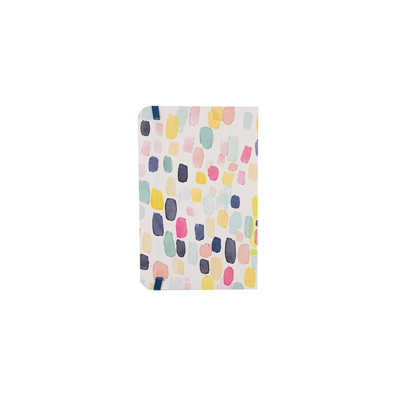 Abstract Dash Notebook  -  assorted