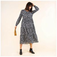 Florence Maxi Dress -  black