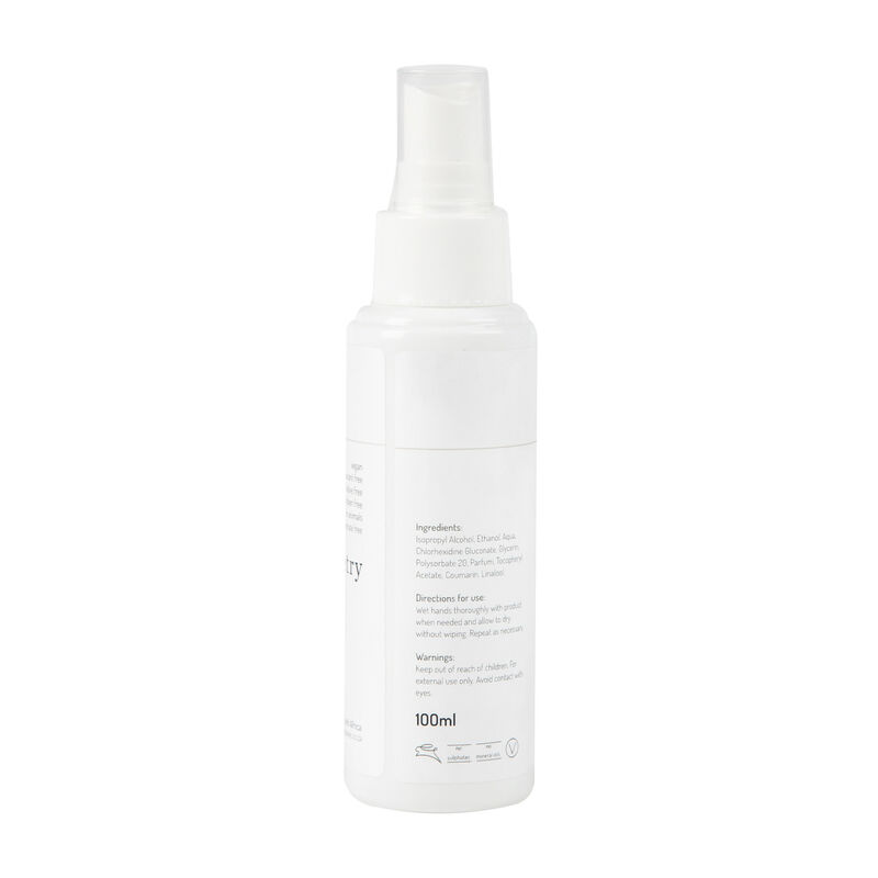 Cocoon Small Sanitizing Mist -  white-brown