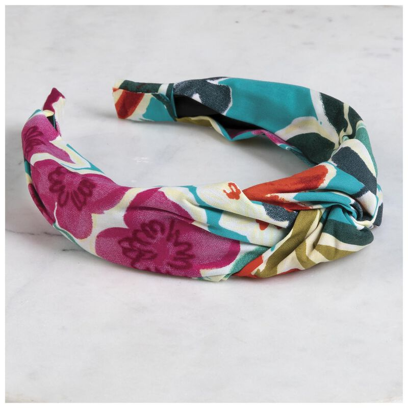 Berdene Floral Alice Band -  assorted