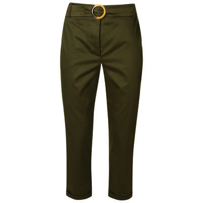 Tracy Flat Front Chino